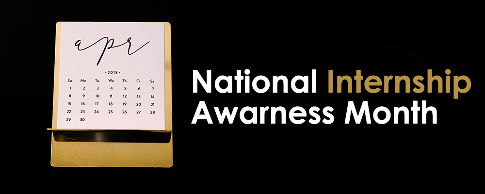 national internship awareness month