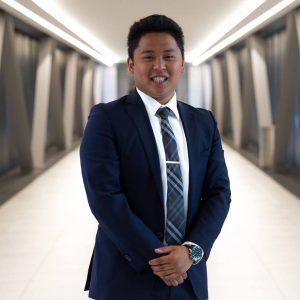 Campus Engagement Coordinator Joshua Go