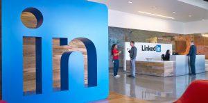 inside LinkedIn office